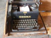 Schreibmaschine Odoma