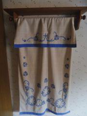 Handtuch-Bord Eiche rustikal - Vintage