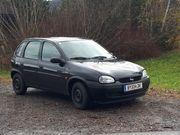 Opel corsa Benzin mit Klima