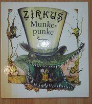 Zirkus Munkepunke - DDR Kinderbuch 1982