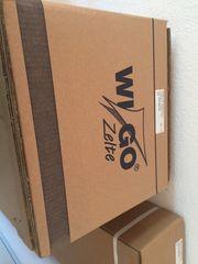 WIGO Wohnwagen-Vorzelt originalverpackt in Größe