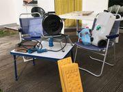 Campingartikel für Wohnwagen Wohnmobil