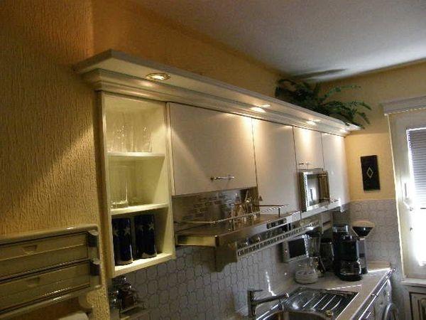 Küchenzeile Nobilia NEUWERTIG Erweitert auf 4 Meter