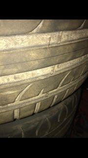 Sommer-Reifen 235 45 ZR17 auf