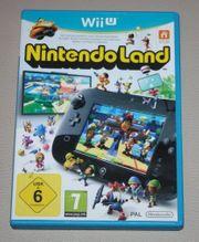 Nintendo Land Wii U Spiel