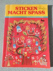 STICKEN MACHT SPASS Ein Handbuch