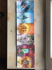 Die Chroniken von Narnia gebunde