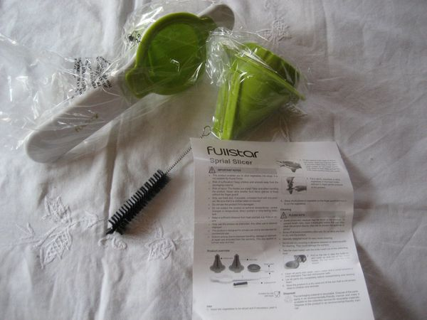 Fullstar alles in einem Zubereitungs-Set