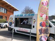 Eisbus Eiswagen