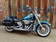 2011 Harley- Davidson FLSTC Heritage