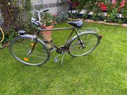 Herren Fahrrad der Marke Peugeot
