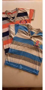 2 T-Shirts für Jungs Gr