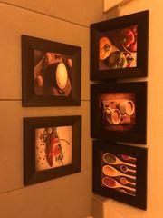 Kaffee Bilder für die Küche