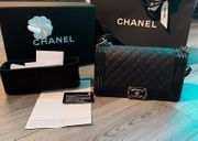 Original Chanel Boy Bag Tasche