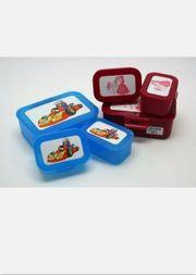 3 teiliges Brotdosen Set für