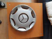 Mercedes Radkappen