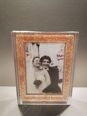 Bilderrahmen 11x16 Gold