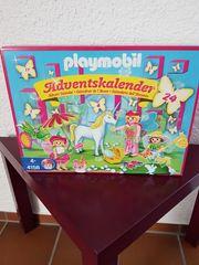 Playmobil Adventskalender Einhorn neu