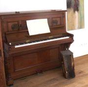 Klavierunterricht in Hamburg Barmbek