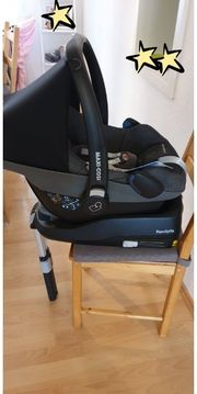 Maxi Cosi Pebble Family Fix