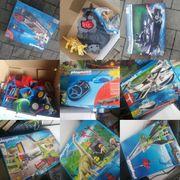 Playmobil viele verschiedene sets dinosaurier