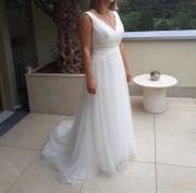 Hochzeitskleid Brautkleid Boho Romantisch