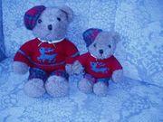 2 niedliche Teddy s