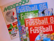 Rarität - Panini Fußballsammelalbum WM 1986