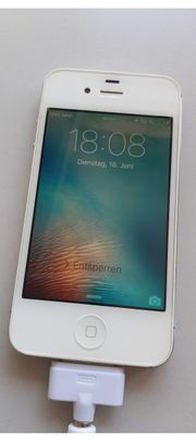 Iphone 4s weiss 16 GB