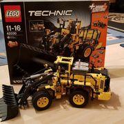 Lego Technic Radlader 42030