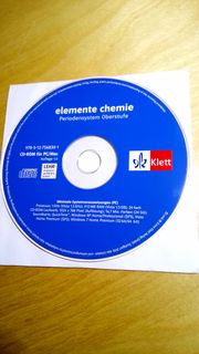 CD-Elemente Chemie Periodensystem Oberstufe
