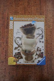 Puzzle Ravensburger Kaffee Stillleben 1000