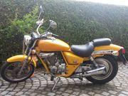 Motorad Daelim VT 125 Daelim
