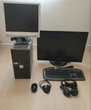 Home Office Gamer-PC Set