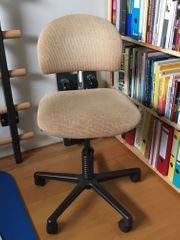 Drehstuhl für Schreibtisch zu verschenken