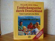 Bildband Buch - Entdeckungsreise durch Deutschland