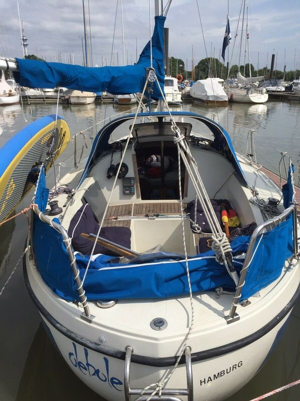 Segelboot LM 22 Länge 6