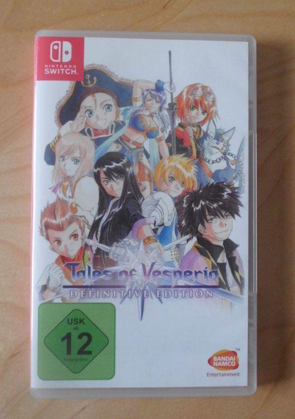 Switch Spiel Tales of Vesperia