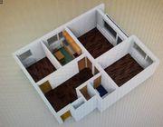 3 Zimmerwohnung im Zentrum von