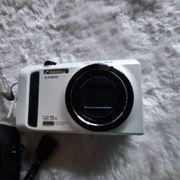 Casio Exilim EX-ZR100 Highspeed-Digitalkamer Kompaktkamera