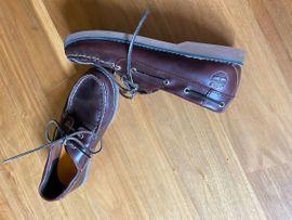1 Paar Kinder Timberland Seabury: Kleinanzeigen aus Empfingen - Rubrik Schuhe, Stiefel