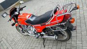 Makellose Honda CX 500 EuroSport