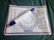 Tupperware D05 Teigunterlage Backmatte mit
