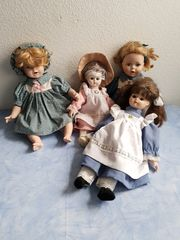 Puppen und Clowns