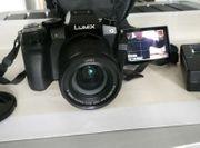 Panasonic Lumix G70 Systemkamera