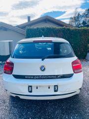BMW 118 1er-Reihe Diesel Allrad
