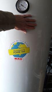 Nau Warm Wasserspeicher Heizung Pufferspeicher