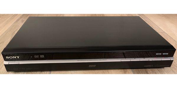 SONY DVD Recorder RDR-HX780