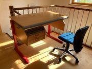 Schreibtisch Kinder Moll mit Bürostuhl