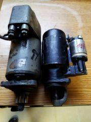Anlasser Bosch MAN Traktor Ersatzteil